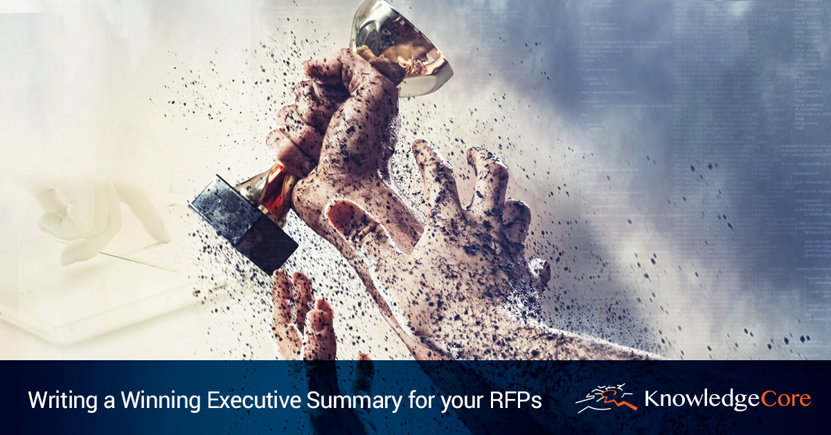 LinkedIn – Writing a Winning Executive Summary for your RFPs